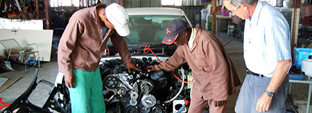 motor mechanic training 1